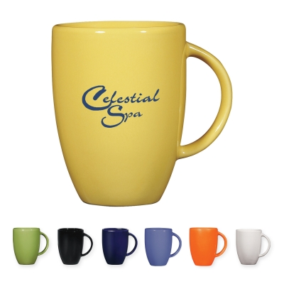 12 Oz. Europa Mug - Colors
