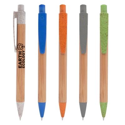 Bamboo Wheat Writer Pen