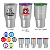 27 Oz. Moby Stainless Steel Tumbler