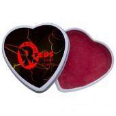 Lip Moisturizer Heart Tin