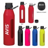 24 Oz. Synergy Glass Sports Bottle
