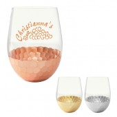18 Oz. Florence Stemless Wine Glass