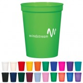 16 Oz. Stadium Cup-Colors