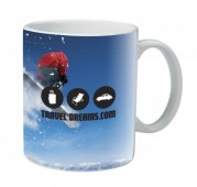 11 Oz. Full Color Mug